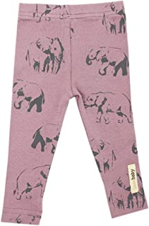 L'ovedbaby Unisex-Baby Organic Cotton Leggings