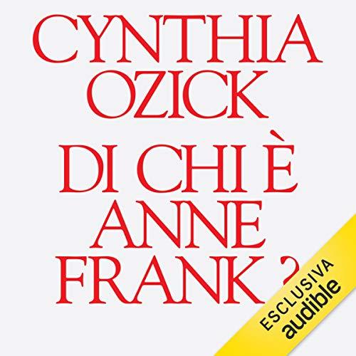 Di chi è Anne Frank? cover art