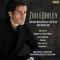 Russian Masterpieces for Cello & Orchestra