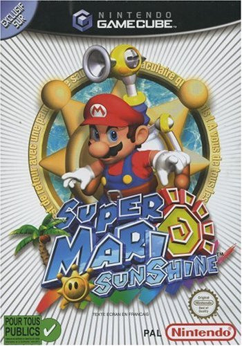 Super Mario Sunshine [FR Import]