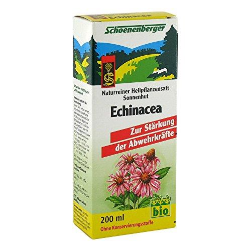 ECHINACEA SAFT Sonnenhut Schoenenberger 200 ml
