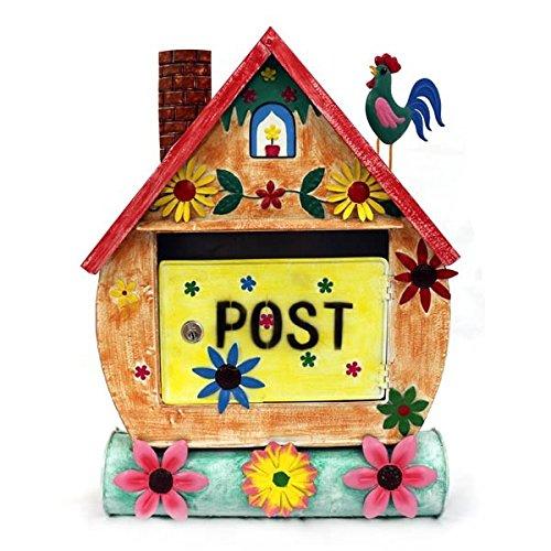 Briefkasten (Haus mit Hahn)