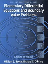 Elementary Differential Equations: Student Solutions Manual by Charles W. Haines (2004-08-02)