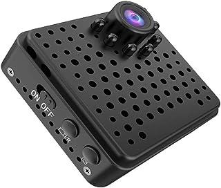 Spy Camera Hidden Cam, Mini Camera Wi-Fi HD 1080P Wireless Security Nanny Cam for iPhone/Android