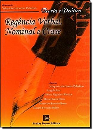 Regência Verbal Nominal e Crase