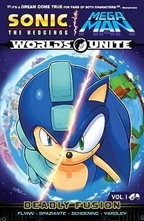 Best sonic the hedgehog mega man worlds unite Reviews