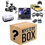 NBALL-TT Caja de Misterio - Proyector de automóvil de Control Remoto de cámara Drone portátil - Todos los artículos Aleatorio