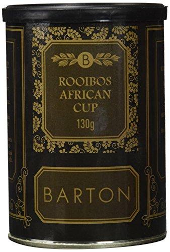 Barton Rooibos African Cup - Infusion de origen Sudafricano, 130 gr