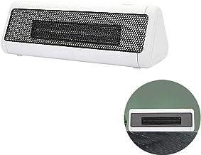 FXQIN Calefactor de Espacio, Portatil Ventilador Calefactor Estufa de PTC Cerámica, Calentador de Ventilador de 300W para hogar y Oficina, Función Silence