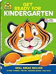 Get Ready for Kindergarten Workbook