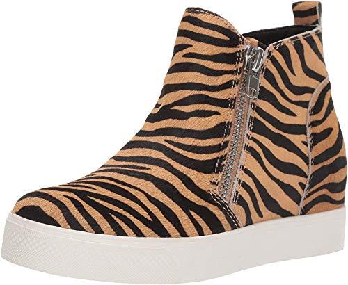 Steve Madden Wedgie-L Sneaker Tiger 10