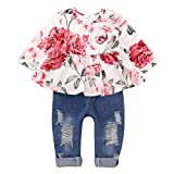 CARETOO Girls Clothes Outfits, C...