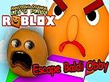 Clip: Roblox: Escape Baldi's Basics Obby