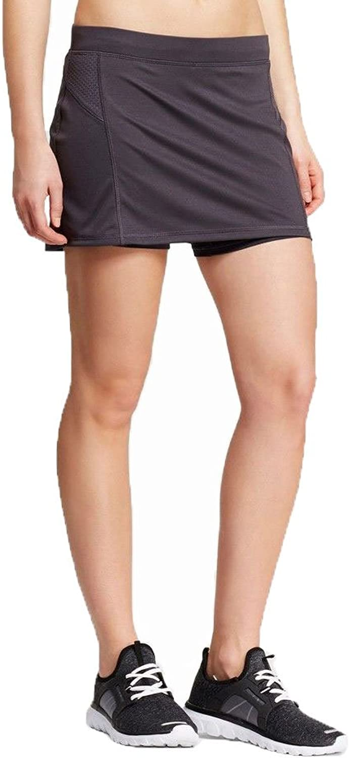Champion C9 Women Running Skort Duo Dry Inner Short Skirt