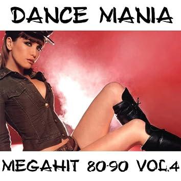Dance Mania 80-90's Megahit, Vol. 4