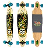 Sector 9 Longboard Complete Bamboo Lei Lookout Drop Through 9.625' x 41.125'
