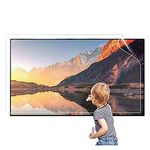 GFSD Película Protectora de Pantalla TV for TV OLED Inteligente LG OLED 4K 27-75 Pulgadas Antideslumbrante/Anti Luz Azul/Antiarañazos, Aliviar La Fatiga Ocular