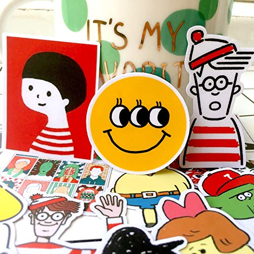 Oud boek Letter Decoratieve Stickers Zelfklevende Stickers DIY Decoratie Dagboek briefpapier Stickers Kinderen Gift