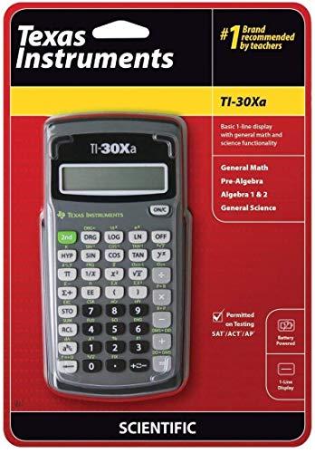 Texas Instruments TEXTI30XA TI-30XA Student Scientific Calculator - New