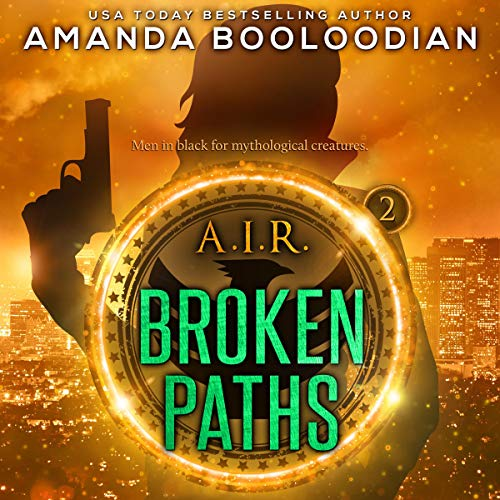 Broken Paths  By  cover art