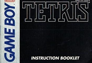 Tetris GB Instruction Booklet  Nintendo Game Boy Manual Only   Nintendo Game Boy Manual