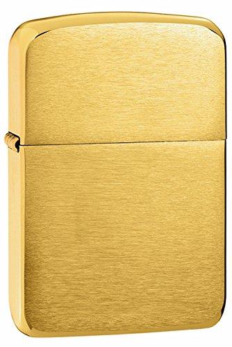 Zippo, Accendino, Colore: Oro