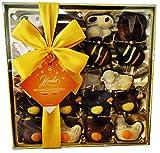 Hamlet - Figuritas de Pascua de chocolate con leche | Mesa de pascua | Chocolate de pascua | Regalo de pascua - 500grs