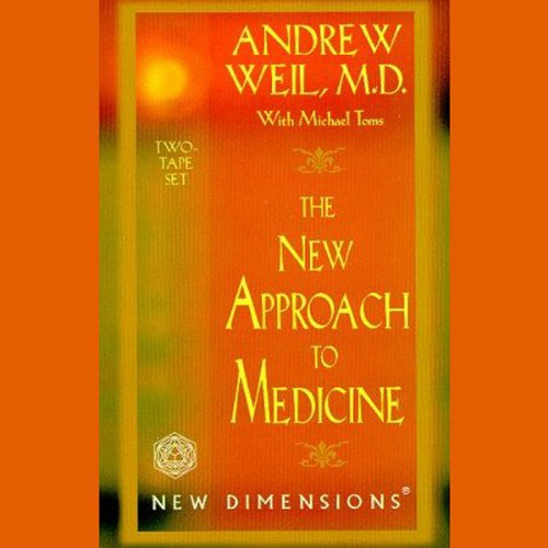 The New Approach to Medicine  audiobook cover art