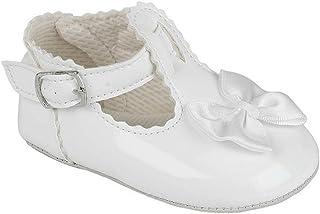 Chaussures de Bébé - Filles - pour Le Baptême, d'Autres Occasions spéciales et Tous Les Jours - plusiers Tailles (0-24 Moi...