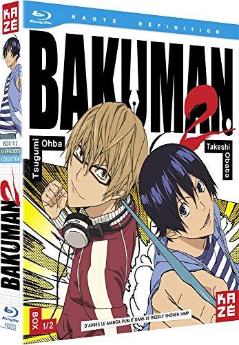 Bakuman Saison 2-Box 1/2-Edition Collector Blu-Ray