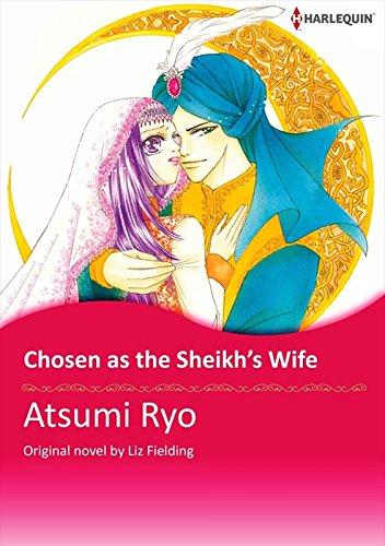 Chosen As The Sheikh's Wife: Harlequin comics (English Edition)