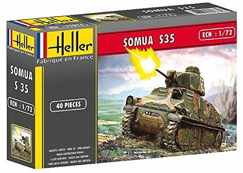 Glow2B Heller - 79875 - Maqueta para Construir - Somua - 1 72