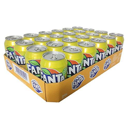 Fanta Lemon / Zitrone (24x0,33l Dosen)
