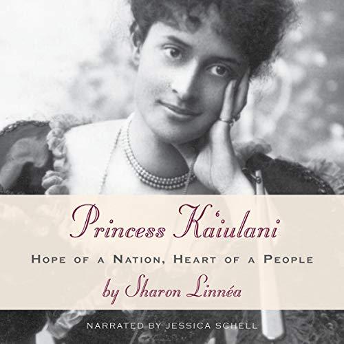 Princess Ka'iulani audiobook cover art