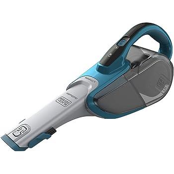 BLACK+DECKER DVJ320J-QW - Aspirador de mano sin cable 10.8V (2Ah) Dustbuster, acción ciclónica y Eco inteligente: Amazon.es: Hogar