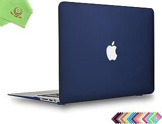 "ueswill滑らかな柔らかい手触りマットつや消しハードシェルケースカバーMacbook Air 1113インチ+マイクロファイバークリーニングクロス MacBook Air 13"" UES02F13A1-39"