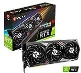 MSI GeForce RTX 3080 GAMING X TRIO 10G グラフィックスボード VD7348