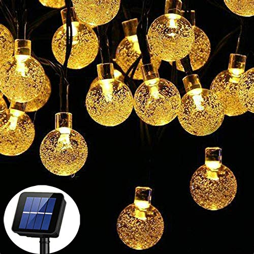 (45% OFF) 50 LED Waterproof LED Outdoor Solar String Lights $ 13.19 - Kode Kupon
