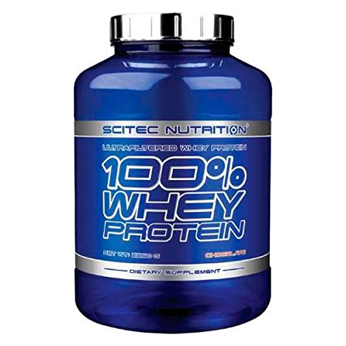 SCITEC Nutrition 100% Whey Protein - 2