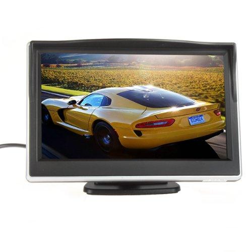 ePathChina® Écran de rétroviseur numérique haute définition TFT-LCD de 5\