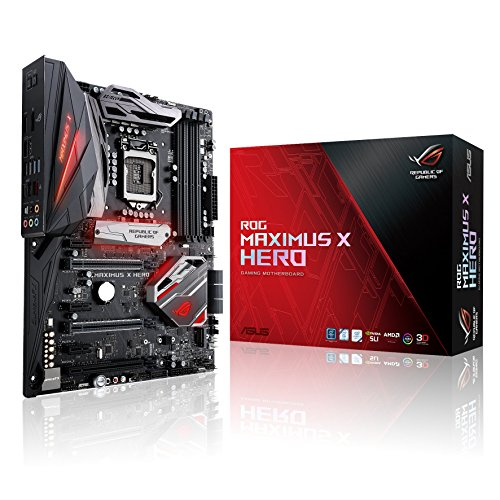 Asus MAXIMUS X HERO Carte Mère Intel Socket 1151