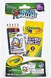 Super Impulse World's Smallest Crayola Coloring Set - Novelty Toy (548)
