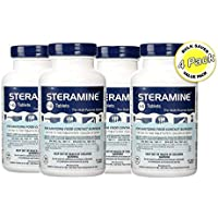 4-Pack Steramine Sanitizing Tablets