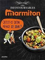 Marmiton Qu'est ce qu'on mange ce soir ? Les recettes incontournables de Zelda Zonk