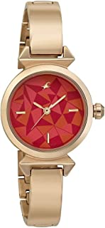Fastrack Dress Watch For Women Analog Stainless Steel - T6131WM01