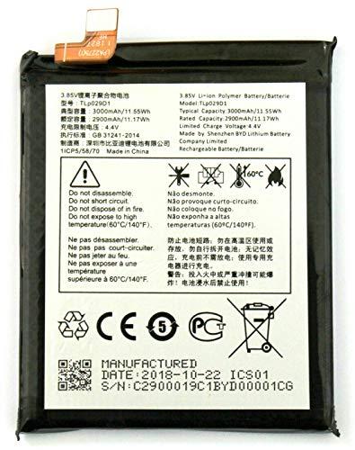 Todobarato24h BATERIA Compatible con Alcatel 3 OT 5052D, One Touch 3 Dual Sim, Alcatel 5 (5086D), Alcatel 3L (5034) 2900mAh Tlp029D1