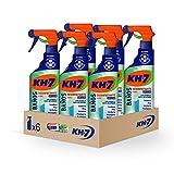 KH-7 Limpiador Baños y Desinfectante - Desinfección sin lejía - Aroma a manzana y...