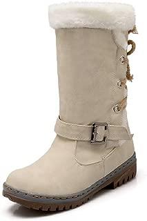 Suchergebnis auf für: Beige Stiefel Damen