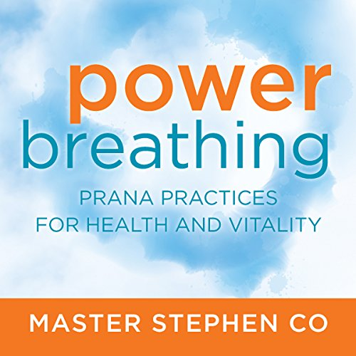 Power Breathing audiobook cover art
