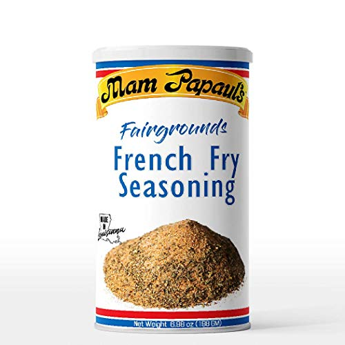 Mam Papaul's Fairgrounds French Fry Seasoning